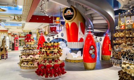Toy Store FAO Schwarz Makes Comeback At Rockefeller Center
