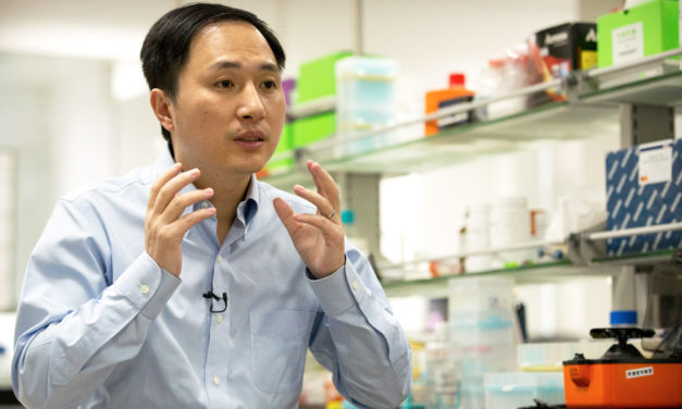 Chinese Researcher Defends His Editing Of Twin Girls' Genes