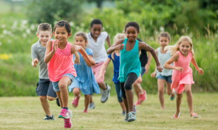 New Exercise Guidelines Say Start The Habit For Kids At Age 3