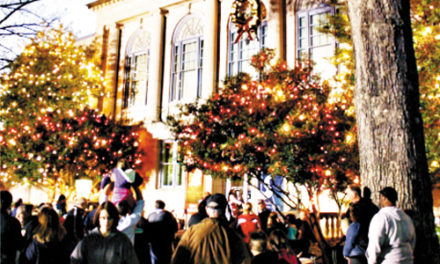 Light Up The Town Is Saturday, Nov. 17, Downtown Newton