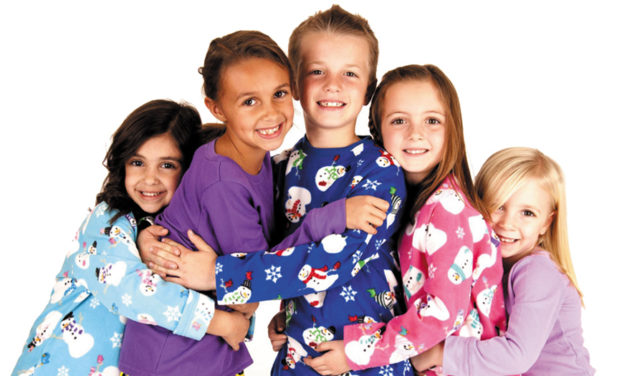 Pajama Party Storytime At The Ridgeview Library, Thurs., Nov. 8