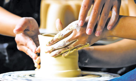 CVCC Continuing Ed. Pottery Classes, January – March 2019