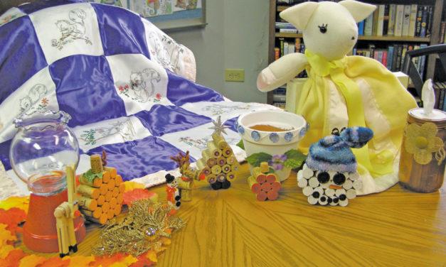 West Hickory Senior Center's Holiday Craft Bazaar, Sat., 11/17