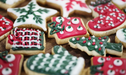 Holiday Cookie Decorating For Teens & Family At Library, 12/13