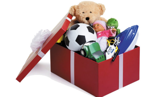 HPD's Cops For Tots Wish House Rescheduled To Dec. 13, 14 & 17