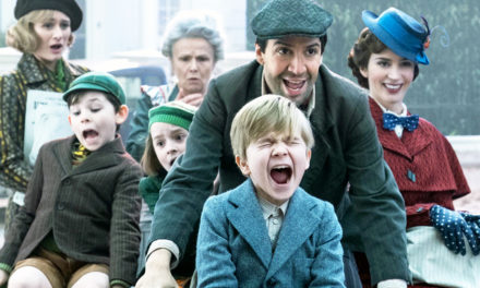 Mary Poppins Returns • The Mule