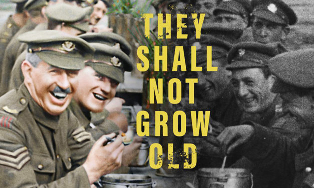 Peter Jackson's WWI Documentary, They Shall Not Grow Old, Features Restored Footage