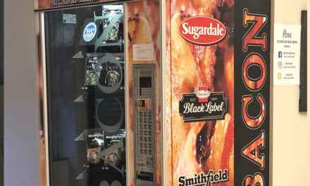 Bacon Vending Machines Are  A Thing & FOCUS Wants One