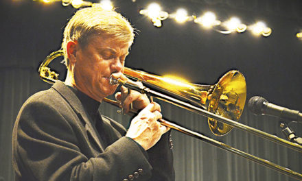 World Famous Trombone Artist To Perform At Tap Room, Dec. 16
