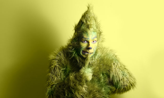 Grinch Holiday Party At Hickory Public Libraries On Dec. 11 & 13