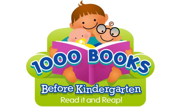 Catawba Co. Library's 1000 Books Before Kindergarten Challenge