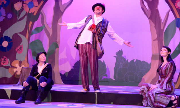 Love Is In The Air At HCT For As You Like It; Opens This Fri.,Feb. 1