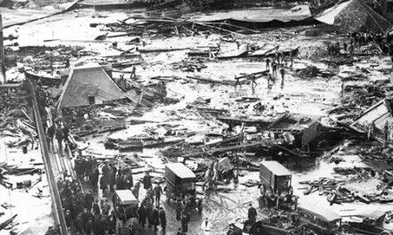 Boston Marks Anniversary  Of 1919 Molasses Flood Disaster