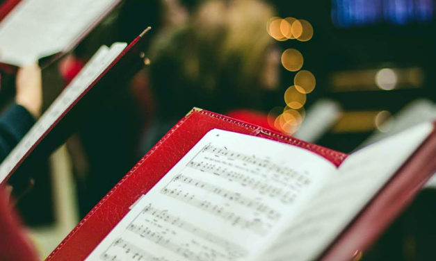 Cantamos Choir Performs At LR's Grace Chapel This Sun., Jan. 6