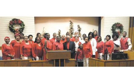 Exodus Ministries Giving Back Gospel Concert, January 11