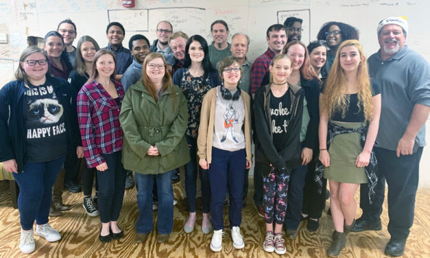HCT Announces Cast For As You Like It, Opens February 1