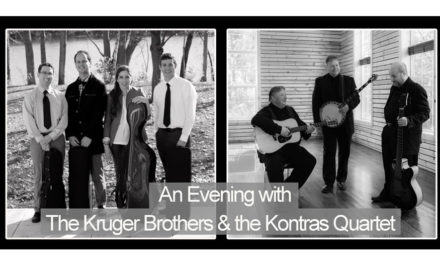 Kruger Brothers And Kontras Quartet Concert On February 1
