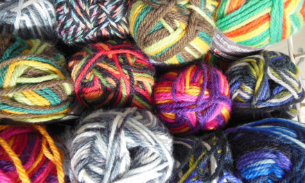 Finger Knitting Workshop At The Ridgeview Library, Jan. 31