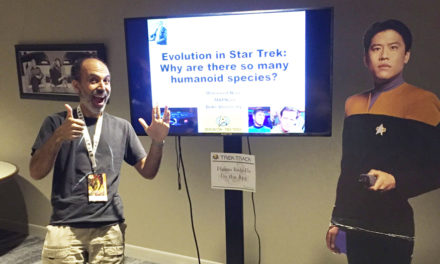 Duke Professor Uses Star Trek To Help Teach Science