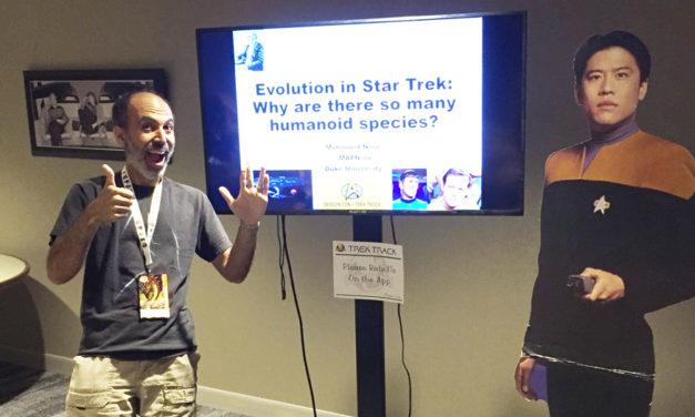Duke Professor Uses Star Trek To Help Teach Science