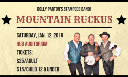 Dolly Parton's Stampede Band Performs At HUB On Sat., Jan. 12