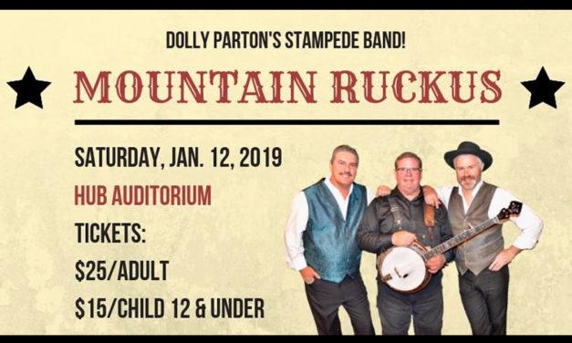 Dolly Parton's Stampede BandPerforms At HUB On Sat., Jan. 12