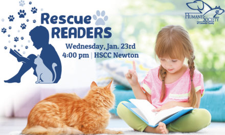 Rescue Readers, HSCC's New Program, Begins Jan. 23 At 4PM