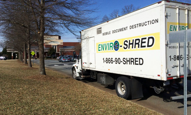 Free Shredding Service At Patrick Beaver Library,Jan. 26