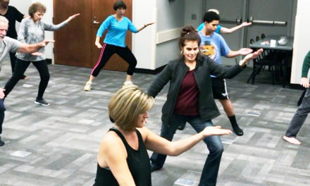 Free Tai Chi Classes At Library On Monday Nights, Starts 1/28