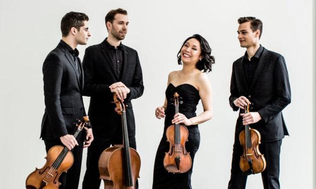 The Tesla Quartet Returns With A Fresh New Program, January 19