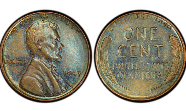 Rare 1943 Lincoln Penny Brings Over $200K At Auction