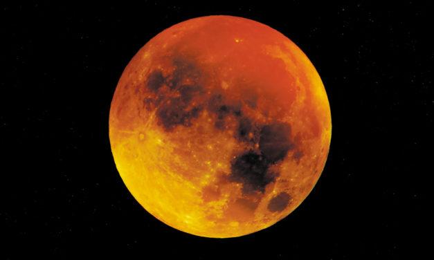 PARI Hosts A Blood Moon Lunar Eclipse Event, Sun., Jan. 20