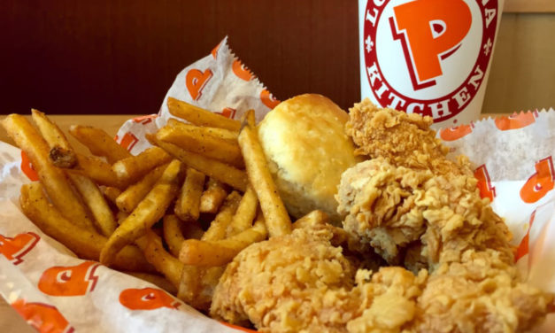 Robber Can't Open Register, So He Grabs Fried Chicken