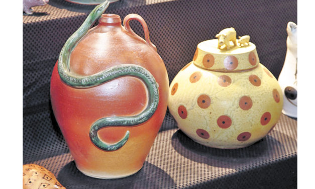 Annual Catawba Valley Pottery & Antiques Festival, March 23