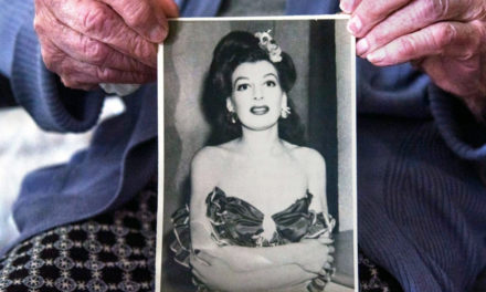 101 Year Old Woman's Career In Burlesque Is A Beloved Memory