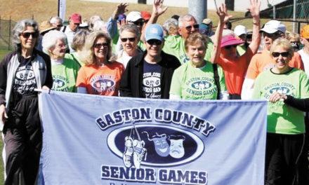 Gaston County Senior Games Kick Off This Friday, February 8