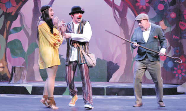 Last Four Shows Of Comedy As You Like It This Thurs-Sun, At HCT