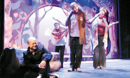 The Psychedelic 60'S Take Center Stage In HCT's As You Like It