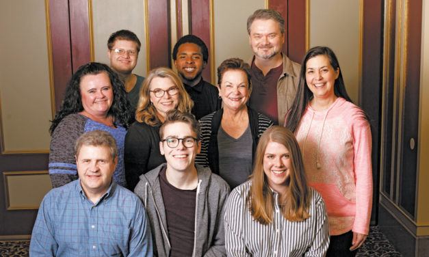 Meet The Cast Of 'The Curious  Incident…,' Opens 3/29