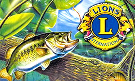Long View Lions Club Team Bass Fishing Tournament, March 23
