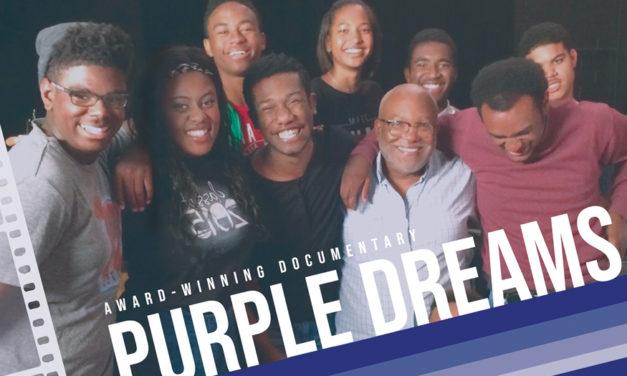 Free Showing Of Award-Winning Documentary, Purple Dreams, On Monday, February 25