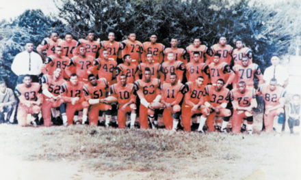 Do You Have Any 1964 Ridgeview HS Football Team Memorabilia?