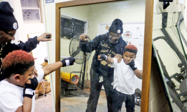 Boxing Instructor Seeks To Lift Young Men Up At PA Gym