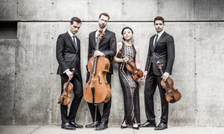 Tesla Quartet Returns For A Final Chamber Classics Concert, 2/16