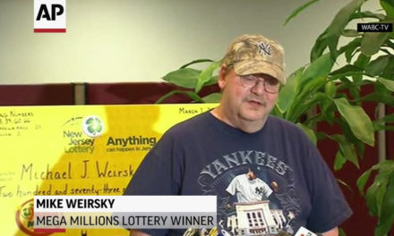 Man Almost Forgot His $273 Million Lottery Ticket