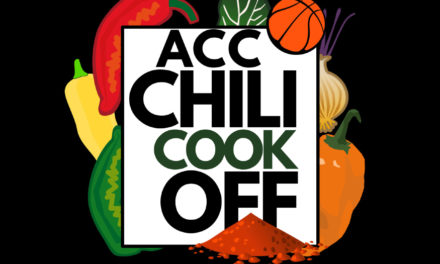 25th Annual ACC Chili Cook-Off In Morganton Is Today, March 14