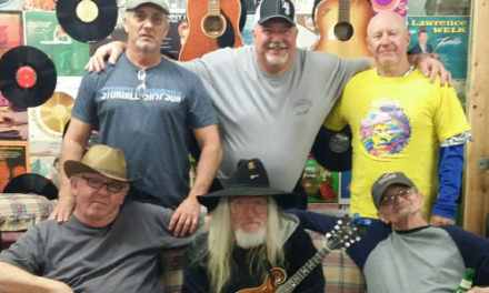 Party with The Cosmic Cowboys At Newton Elks Lodge, Mar. 15
