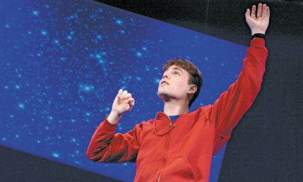 Award Winning Play 'The Curious Incident…' Opens 3/29 At HCT