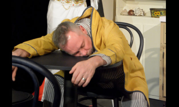 Quirky Comedy End Days Ending This Week, March 14-17, At HCT