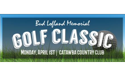 The Bud Lofland Memorial Golf Classic Benefits HSCC, April 1